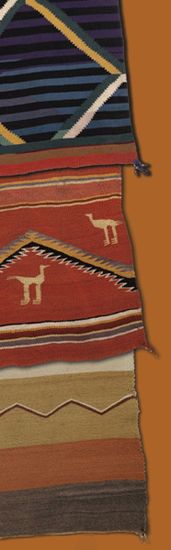Navajo Weaving Exhibit Highlights
